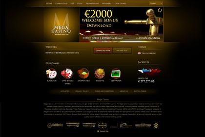 Unibet Casino – Få 100% i velkomstbonus op til kr. 2000!