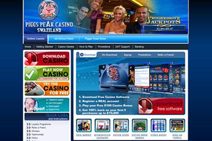 piggs peak casino