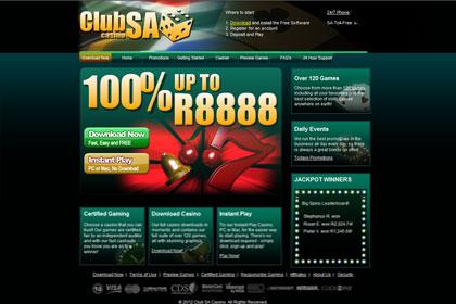 ClubSA Casino