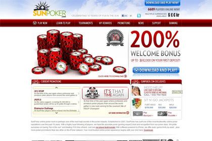 sunpoker Casino