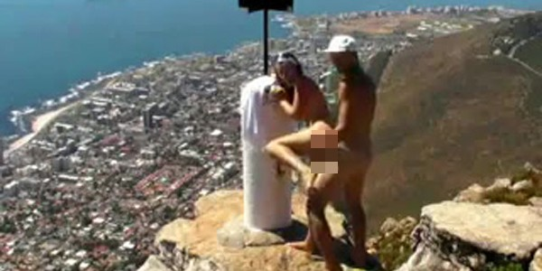 Ministry Of Tourism In Cape Town South Africa Reacted In Disbelief When He Received A Pornographic Video Of A Man And Woman Having Sex On The Lions